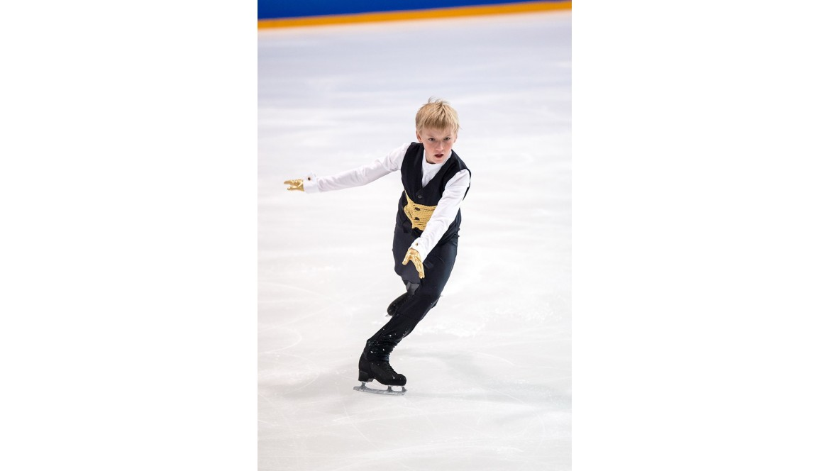 Tenue patinage 2019-2020